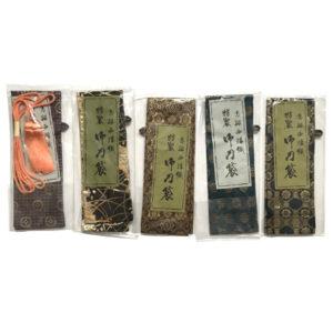 Чехлы для хранения японских мечей(танто)